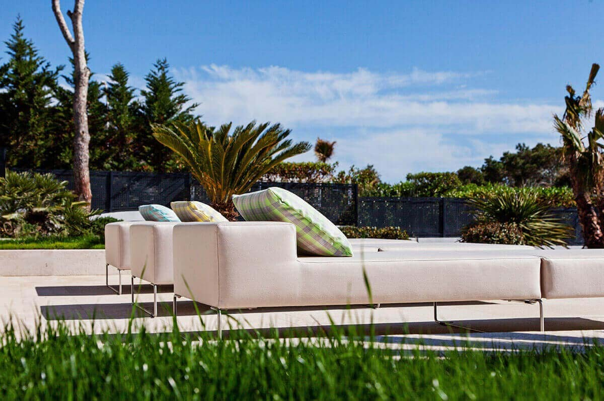 JAMSTER Lounger - april furniture