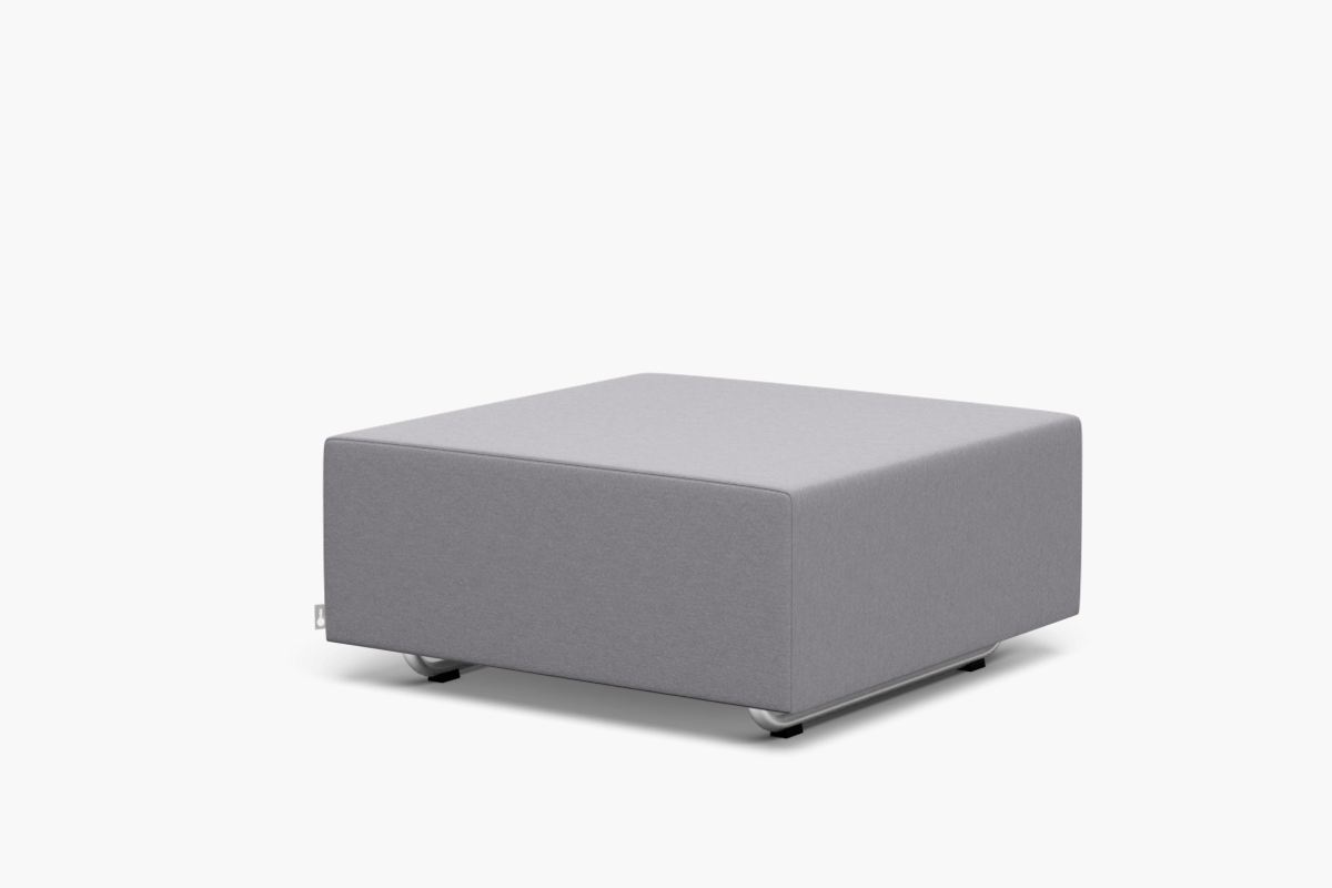 Upholstered stool LOOPY